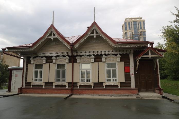 Филиал «Новосибирского краеведческого музея»