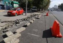 В Новосибирске планируют убрать парковки с семи улиц