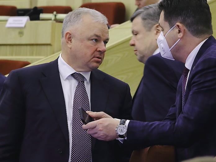 Миниатюра для: Предварительные результаты на выборах в Госдуму по одномандатным округам Новосибирской области