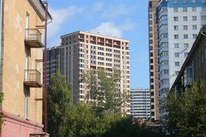 жилой комплекс компании «Расцветай»