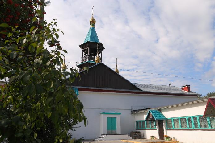Православный приход в честь Всех святых в Новосибирске