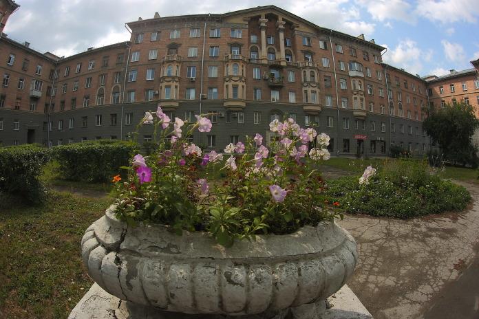 Красивый дом Станиславского 4