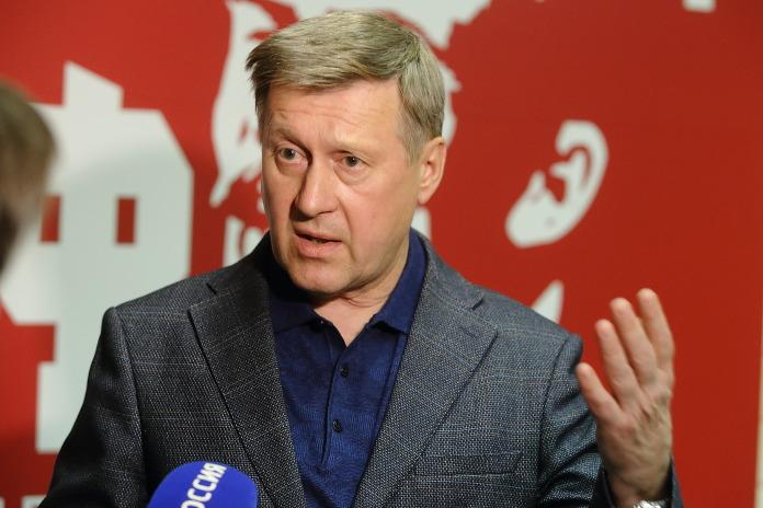 Анатолий Локоть КПРФ