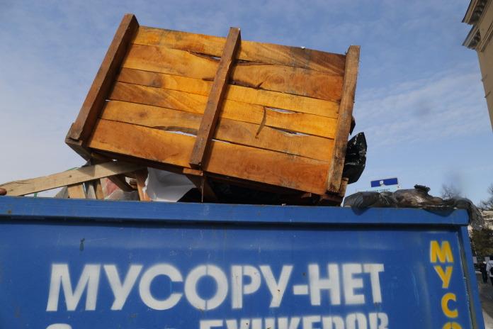 Миниатюра для: «Экология-Новосибирск» проиграла перевозчикам мусора в суде почти полмиллиарда рублей