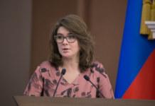 Наталья Пинус - горсовет Новосибирска