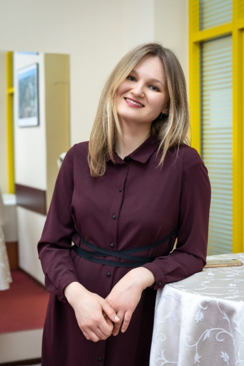 спикер - специалист по PR-технологиям Регина Чулакова