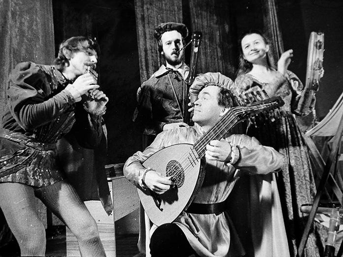Аркадий Бурханов: «Любая музыка волшебна, если настоящая, но чем древнее, тем волшебнее» - Фото