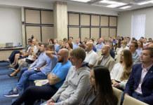 встреча предпринимателей в клубе Дмитрия Педенкова