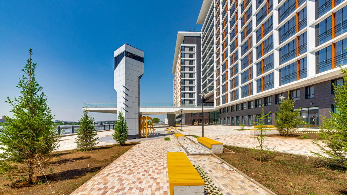 Как меняются придомовые территории в Новосибирске