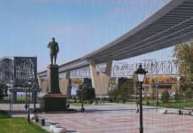 Платный проезд четвертый мост Новосибирск