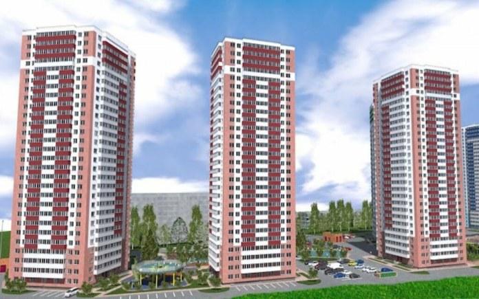 Миниатюра для: В Новосибирске выставлены на продажу имущественные права на квартиры стоимостью более 500 млн рублей