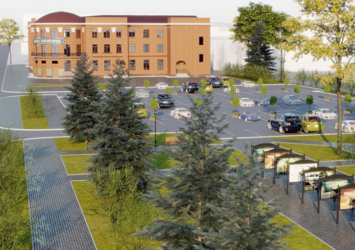 музей моя история в Новосибирске на территории военного городка