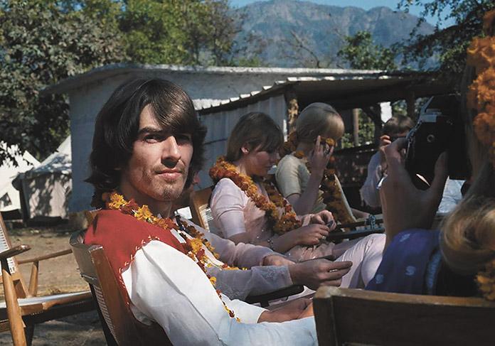 Миниатюра для: «The Beatles в Индии» — премьера ко дню «битломании»