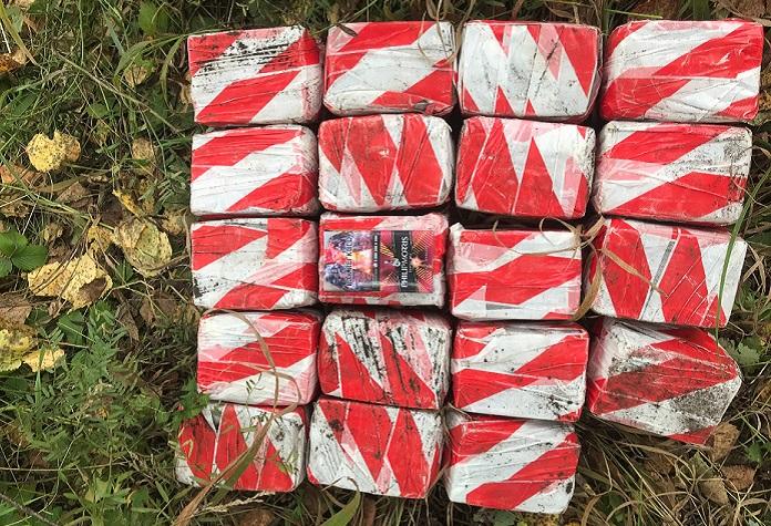 В Новосибирской области пресечен канал поступления крупных партий наркотиков