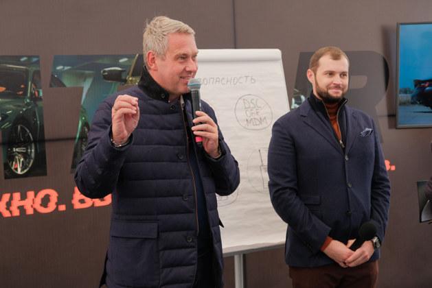 ФОТОБАНК. Сибирские клиенты BMW приняли участие в мероприятии M TOUR 2021 - Фото