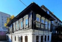 Дом Барабанова