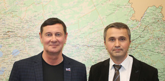 Игорь Салов и Сергей Соколов