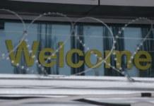 Добро пожаловать аэропорт Толмачёво Новосибирск