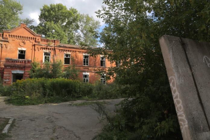 Миниатюра для: Очередной этап борьбы за будущее Военного городка в Новосибирске