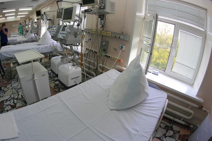 Перепрофилирование больниц в Новосибирской области