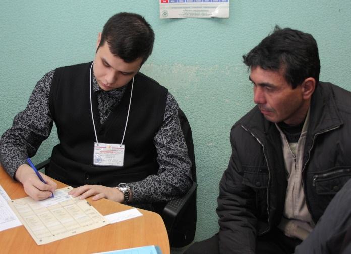 Всероссийская перепись населения в Новосибирской области