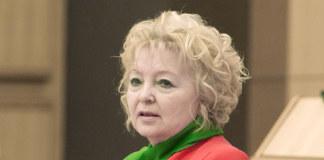 Нина Шалабаева уходит со своего поста