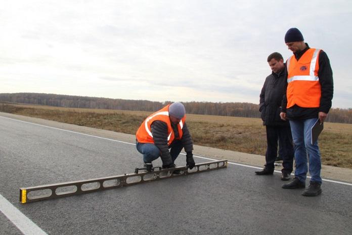 Ремонт дорог Новосибирской области