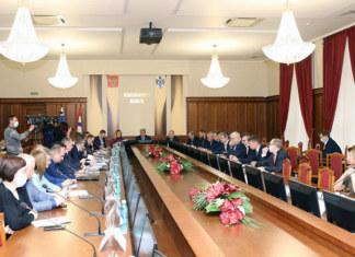 Депутаты Законодательного собрания