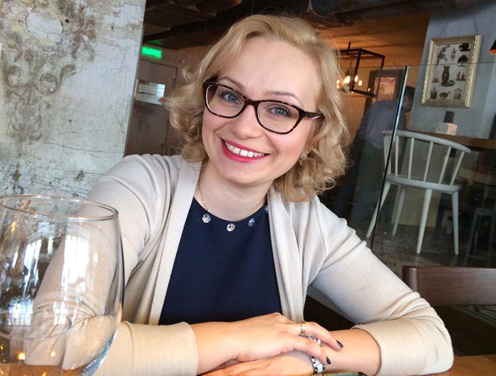 Дарья Мартынкина Ресторан Extra Virgin