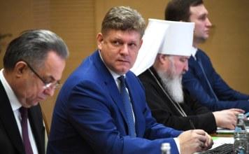 Полпредом президента РФ в Сибирском федеральном округе назначен Анатолий Серышев.